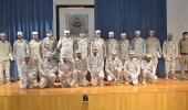 بالصور.. مدرسة إشارة الحرس الوطني تحتفل بتخريج دورة ضباط الإشارة التأسيسية