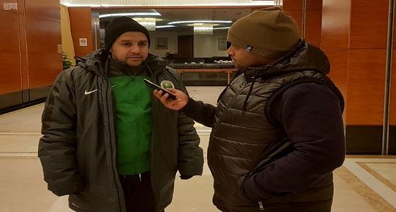 المحمدي: فوزنا أمام العراق سيعزز من حظوظنا في التأهل من دور المجموعات الآسيوية