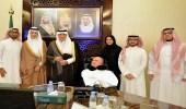 الأمير خالد الفيصل يستقبل مؤسس جمعية الإرادة لموهوبي ذوي الإعاقة