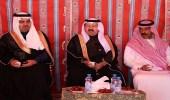 أمير الباحة يعزي في وفاة الشيخ مبشر الطالبي