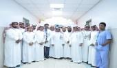صحة جازان تفتتح عيادة نفسية بمستشفى أبو عريش