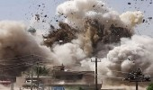 تفجير منزل لمواطن يمني على يد ميليشيا الحوثي