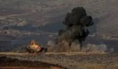 غارات تركية تستهدف منطقة عفرين.. وعشرات القتلى من المدنيين