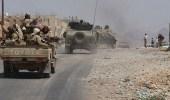 مصرع 3 قيادات حوثية خلال اشتباكات مع الجيش اليمني بصعدة