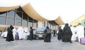 ثلاث فتيات يتسببن في تأخير إقلاع 3 رحلات بمطار جدة