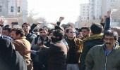 ثوار إيران يحرقون 4 مراقد لأبناء أئمة شيعة