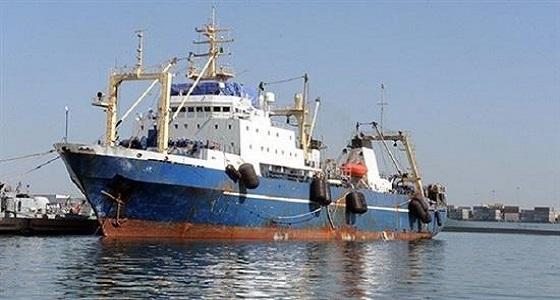 ضبط سفينة محملة بالمتفجرات من تركيا إلى ليبيا