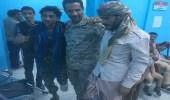 """"""" المالكي """" في زيارة لأبطال الجيش اليمني المصابين في مأرب"""