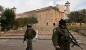 قوات الاحتلال تمنع رفع الآذان بالمسجد الإبراهيمي 645 مرة خلال 2017