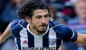 """شكوك حول مشاركة أحمد حجازي في مباراة """"وست بروميتش"""" و""""إيفرتون"""""""