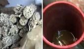 بالفيديو.. ضبط مصنعي مساويك وبطاطس تديرهما عمالة مخالفة بمكة