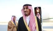 الأمير عبدالعزيز الفيصل يستقبل بعثة المنتخب السعودي لكرة اليد