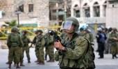 إصابة فلسطينيين بالاختناق خلال مواجهات مع قوات الاحتلال