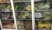 أمانة الرياض تضبط أغذية فاسدة بمطعم في الوزارات