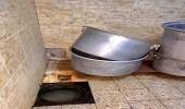 ضبط مخالفات صحية في أحد مطابخ  حي أبا السعود بنجران