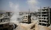 ارتفاع أعداد القتلى بالغوطة الشرقية إلى 220 مدنيا في 3 أسابيع