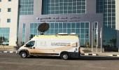 الأحوال المدنية تبدأ تقديم خدماتها لمنسوبي مستشفى الملك فهد بتبوك اليوم