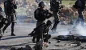 قوات الاحتلال تطلق النار على شابين بنابلس