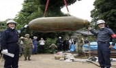 تزن 50 كيلو.. تفكيك قنبلة من الحرب العالمية الثانية باليابان