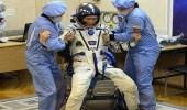 رائد فضاء ازداد طوله بعد عودته من رحلة محطة الفضاء الدولية