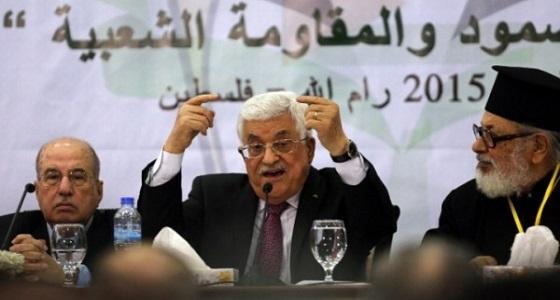 المجلس الفلسطيني يوقف التنسيق الأمني مع إسرائيل ويرفض يهوديتها