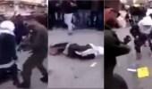 بالفيديو.. صرخات طفلة فلسطينية قبل قتلها برصاص الاحتلال