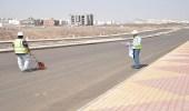 أمانة المدينة تفحص أكثر من 700 عينة من مواد الردم