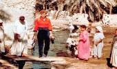 بالصورة.. حمام تاروت الشعبي بالقطيف قبل 64 عاما
