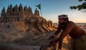 صاحب الجلالة البرازيلي.. أول ملك يبني قصره من الرمل ويجرى إصلاحاته