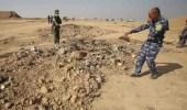 العثور على مقبرة جماعية تضم 20 جثة بالعراق