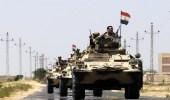 الجيش المصري يقتل مسلحين ويقبض على إثنين آخرين في سيناء