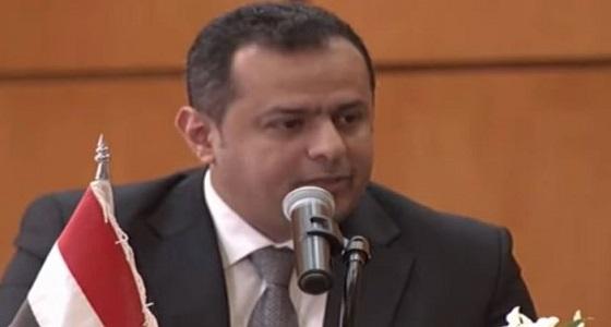وزير يمني: مشروع تأهيل الطرق يقلل من تكلفة نقل البضائع