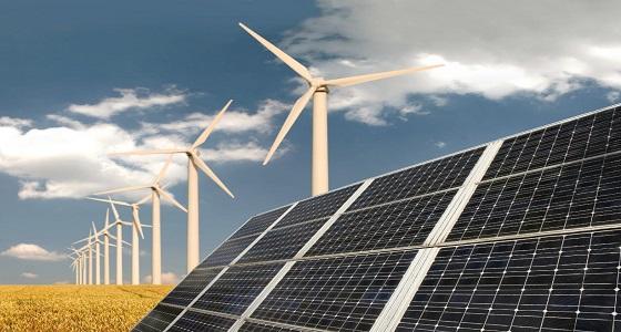 المملكة تعتزم إنشاء 8 مشروعات للطاقة المتجددة خلال 2018