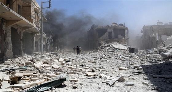قذائف صاروخية تسفر عن مقتل وإصابة 5 أشخاص بحلب