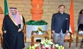 أمير الرياض يشرف حفل سفارة جمهورية الهند