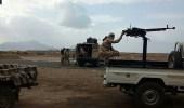 اشتباكات عنيفة في جبل حديد والعريش جوار معسكر الصولبان بعدن
