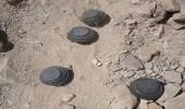 مليشيا الحوثي تكثف عمليات زرع الألغام في جبهة الساحل الغربي