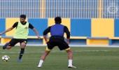 بالصور.. النصر يختتم تدريباته على ملعب الأمير عبدالرحمن بن سعود