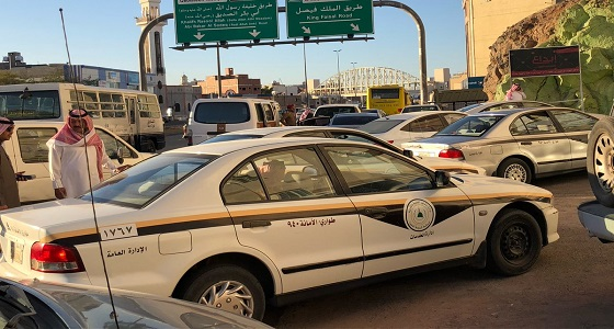 """أمانة المدينة تشارك في """" وطن بلا مخالف """" لرصد مخالفي الأنظمة"""