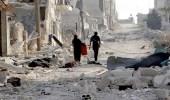 المرصد السوري: مقتل 16 مدنيا في قصف جوي على أرياف إدلب