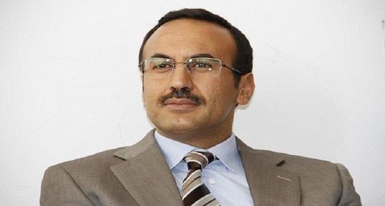 """أحمد علي عبدالله صالح ينفي وجود أي حساب علي """" فيسبوك وتويتر """""""