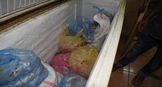 بالصور.. ضبط شقة تستخدم كمستودع لحوم بالدمام