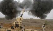 عشرات القتلى والجرحى من الحوثيين إثر استهدافهم بمدفعية قوات الجيش