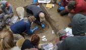 اكتشاف جمجمة رضيعة عمرها 11500 عام