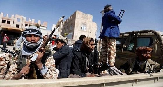 """"""" خسة """" الحوثيين.. الاعتداء على سيدة في صنعاء"""