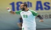 المنتخب الوطني يفوز على العُماني في البطولة الأسيوية لكرة اليد