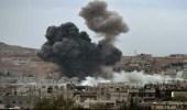 مقتل قيادي حوثي إثر غارة للتحالف العربي بالساحل الغربي