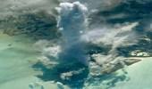 """"""" فلكية جدة """" تنشر صورة للسحب القلعية من الفضاء"""
