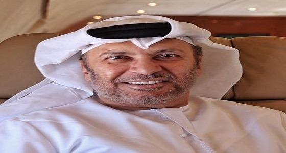 قرقاش: تصعيدات قطر الأخيرة مصدرها القلق والإرتباك