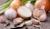 دراسة: تناول البصل والثوم يحموا من الإصابة بالسرطان
